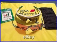 2016 Masters Official Oakley Radarlock Sunglasses/ Limited Edition/150