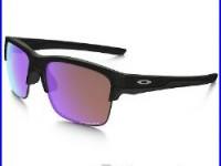 2017 Oakley Thinlink Sunglasses (Matte Black Ink/Prizm Golf)