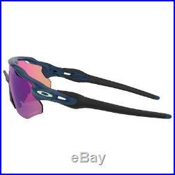 2020 Oakley Radar EV Advancer Sunglasses Poseidon Prizm Golf NEW