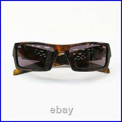 AUTH Oakley Gascan S Sunglasses Brown Golf Wear Mens 1382