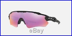 discount real oakley sunglasses vm01  AUTHENTIC OAKLEY Sunglasses RADAR EV Path Pink Black PRIZM GOLF Shield Mask