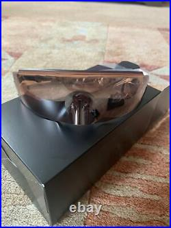 BRAND NEW Oakley Kato Polished Black, Prizm Dark Golf