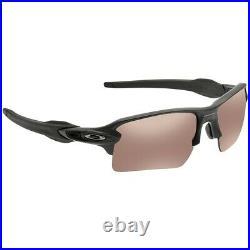 Brand New OAKLEY Flak 2.0 XL Matte Black Prizm Dark Golf SUNGLASSES OO9188-9059
