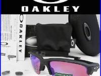 Brand New OAKLEY Flak Draft Steel / Prizm Golf Sunglasses OO9364-0467
