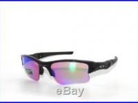 Clearanceoakley Sunglasses Flak Jacket Xlj 24-428 Black/prizm Golf Polarized