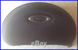 Custom oakley radar pitch sunglasses, vented g30 iridium lenses
