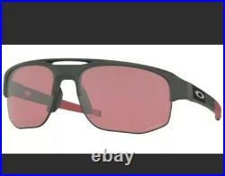 Genuine OAKLEY MERCENARY 9424-02 Matte Carbon prizm Dark Golf Limited Color