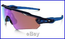 Genuine Oakley Sunglasses (Asian Fit) Radar EV Navy with Prizm Golf OO9275-05
