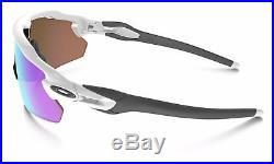 NEW AUTHENTIC Oakley Sunglasses Radar EV Pitch Polished White Prizm Golf 9211-05