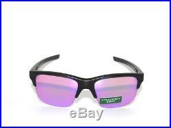 NEW AUTHENTIC Oakley Thinlink Sunglasses Matte Black Ink Prizm Golf 9316-05 G30