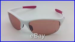oakley commit sq breast cancer sunglasses  new breast cancer coll oakley commit sq sunglasses white g30 black 24 176 golf