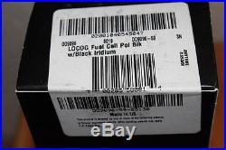 NEW LOCOG OAKLEY OLYMPIC FUEL CELL POLISHED BLACK /BLACK IRIDIUM USA OO9096-59