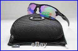 New Oakley Flak 2.0 XL Sunglasses Polished Black / Prizm Golf 9188-05