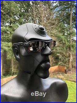 NEW! OAKLEY FLAK 2.0 XL Sunglasses Matte Black / Prizm Dark Golf OO9188-9059