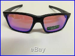 6ef4fe8f1b0 New Oakley Mainlink Polished Black  Prizm Golf Oo9264-23 Sunglasses ...