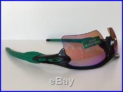 NEW OAKLEY Men's FLAK 2.0 XL PRIZM GOLF Sunglasses OO9188-7059 Polished Black