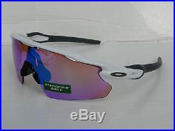 NEW! OAKLEY RADAR EV PATH Sunglasses Polished White / Prizm Golf OO9211-05