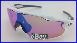 NEW OAKLEY RADAR EV Sunglasses Pitch White Prizm Golf 9211-05 AUTHENTIC Vault