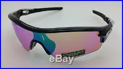 NEW OAKLEY RADARLOCK PATH Sunglasses Black Prizm Golf Lock 9181-42 AUTHENTIC NIB