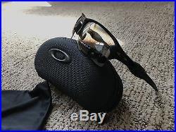 9270fed6b7 NEW OAKLEY Sunglasses FLAK 2.0 XL MATTE Black PRIZM Black Iridium Golf  Cycling