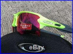 NEW OAKLEY Sunglasses FLAK 2.0 XL PRIZM Retina Burn/Prizm Road Golf Cycling