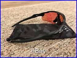 NEW OAKLEY Sunglasses RADAR EV PATH! Matte Black PRIZM Golf Lens