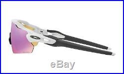 NEW OAKLEY Sunglasses RADAR EV PITCH Polished White PRIZM GOLF Free Shipping