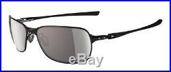 NEW Oakley C-Wire Sunglasses, Matte Black / Grey Lens, OO4046-04