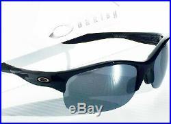 NEW Oakley Commit SQ Black w Black Iridium Grey Golf Women's Sunglass 03-781