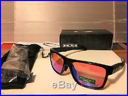 NEW Oakley Crossrange (AF) Sunglasses, Polished Black / Prizm Golf OO9371-03
