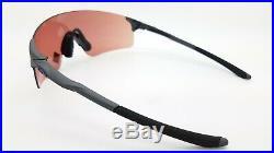 NEW Oakley EVZero Blades sunglasses Steel Prizm Golf 9454-03 AUTHENTIC EV Zero