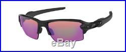 NEW Oakley FLAK 2.0 XL Sunglasses OO9188 Polished Black / Prizm Golf