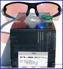 977724f02b Oakley FLAK JACKET 2.0 BLACK w PRIZM GOLF Lens Sunglass oo9188-70