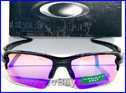 f10bd4c523 NEW Oakley FLAK JACKET 2.0 Black w PRIZM GOLF Lens Sunglass oo9188-05