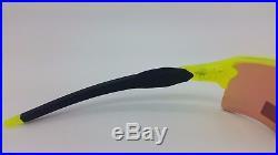 NEW Oakley Flak 2.0 XL sunglasses Uranium Prizm Golf neon g30 XLJ Jacket 9188-11