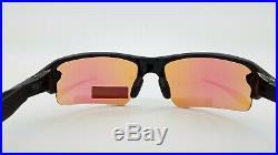 NEW Oakley Flak 2.0 sunglasses Black Prizm Golf 9271-09 AUTHENTIC flak jacket