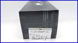 NEW Oakley Flak Draft sunglasses Steel Prizm Golf 9373-0470 Asian Fit 9373-04