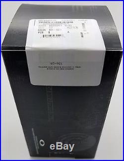NEW Oakley Flak Jacket XLJ sunglasses Jet Black G30 Iridium 03-921 GENUINE Golf