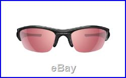 NEW Oakley Flak Jacket sunglasses 03-888 Jet Black G30 AUTHENTIC golf OO9008