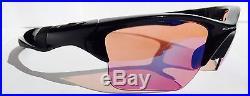 NEW Oakley HALF JACKET 2.0 Xl BLACK G30 Iridium GOLF Lens Sunglass 9154-26 $160