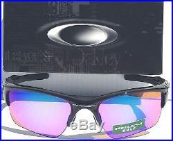NEW Oakley HALF JACKET 2.0 Xl BLACK G30 PRIZM GOLF Lens Sunglass oo9154-49