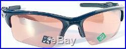 NEW Oakley HALF JACKET 2.0 Xl BLACK PRIZM DARK GOLF Lens Sunglass 9154-64