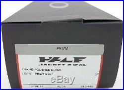 NEW Oakley Half Jacket 2.0 XL sunglasses Black Prizm Golf 9154-49 AUTHENTIC G30
