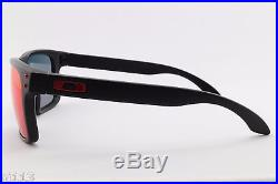 NEW Oakley Holbrook Matte Black 9102-36 Sports Surfing Skate Golf Sunglasses