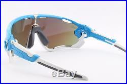 NEW Oakley Jawbreaker 9290-02 Sports Cycling Surfing Golf Sailing Sunglasses AU