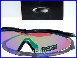NEW Oakley M2 BLACK G30 PRIZM GOLF Lens Sunglass 9345-07 (A) $160