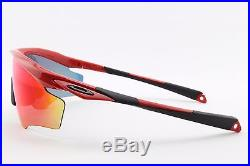 NEW Oakley M2 Frame XL 9343-06 Sports Cycling Golf Surfing Racing Sunglasses