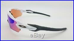 NEW Oakley Radar EV Path sunglasses White Prizm Golf 9275-12 Asian G30 AUTHENTIC