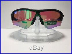 NEW Oakley RadarLock OO9206-36 Black Prizm Golf Sunglasses
