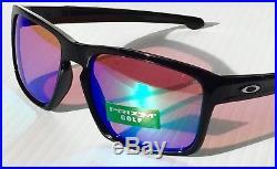 NEW Oakley SLIVER Black w G40 Iridium Lens GOLF PRIZM Sunglass oo9262-09